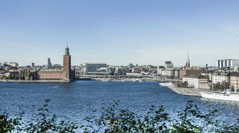 """<b>Radisson Blu Waterfront Hotel Stockholm Exterior</b>. Images powered by <a href=""""https://iceportal.shijigroup.com/"""" title=""""IcePortal"""" target=""""_blank"""">IcePortal</a>."""