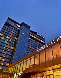 Radisson Blu Iveria Hotel