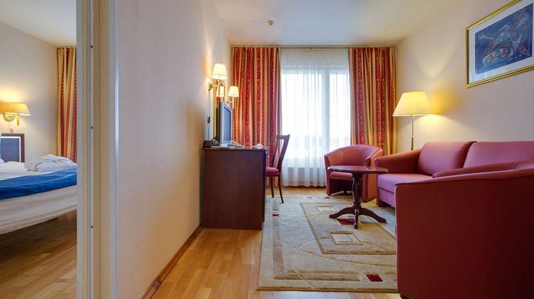 """<b>Park Inn by Radisson Poliarne Zori Suite</b>. Images powered by <a href=""""https://iceportal.shijigroup.com/"""" title=""""IcePortal"""" target=""""_blank"""">IcePortal</a>."""