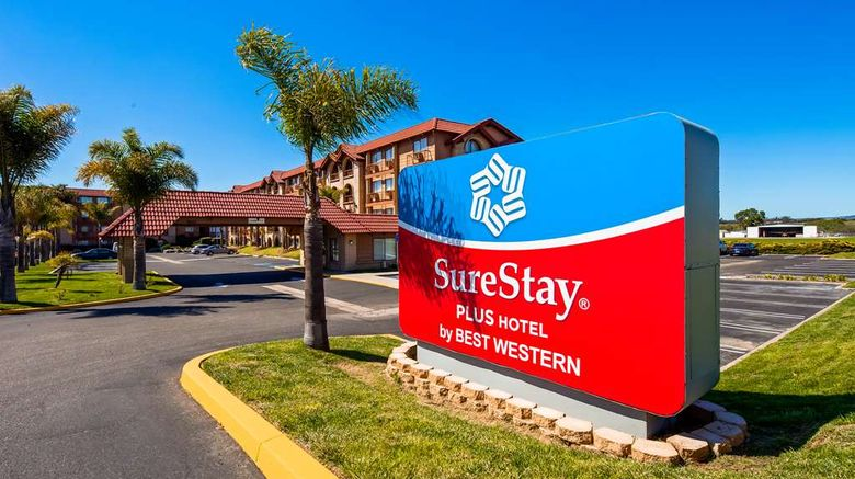 """SureStay Plus Hotel by Best Western Exterior. Images powered by <a href=""""http://web.iceportal.com"""" target=""""_blank"""" rel=""""noopener"""">Ice Portal</a>."""
