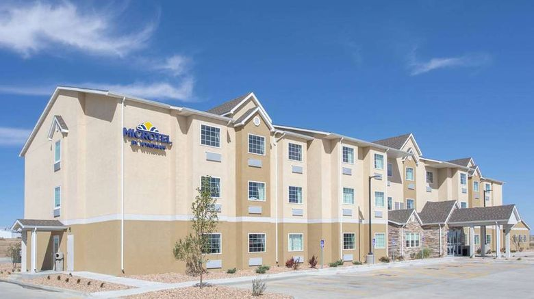 """Microtel Inn  and  Suites by Wyndham Limon Exterior. Images powered by <a href=""""http://web.iceportal.com"""" target=""""_blank"""" rel=""""noopener"""">Ice Portal</a>."""