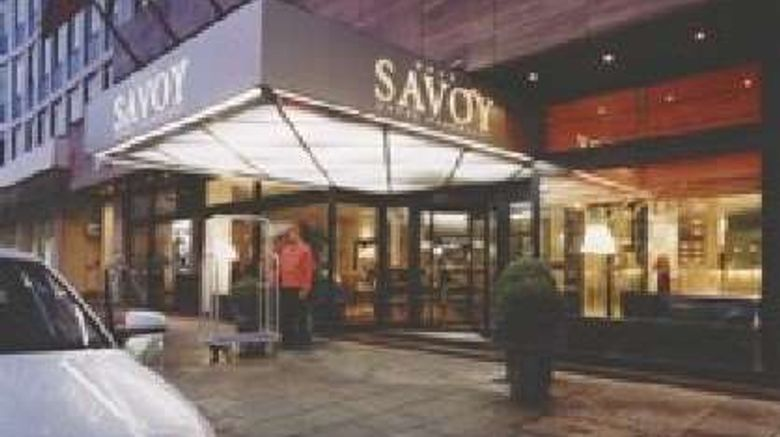 """Frankfurt Savoy Hotel Exterior. Images powered by <a href=""""http://web.iceportal.com"""" target=""""_blank"""" rel=""""noopener"""">Ice Portal</a>."""