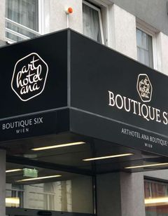Arthotel ANA Boutique Six