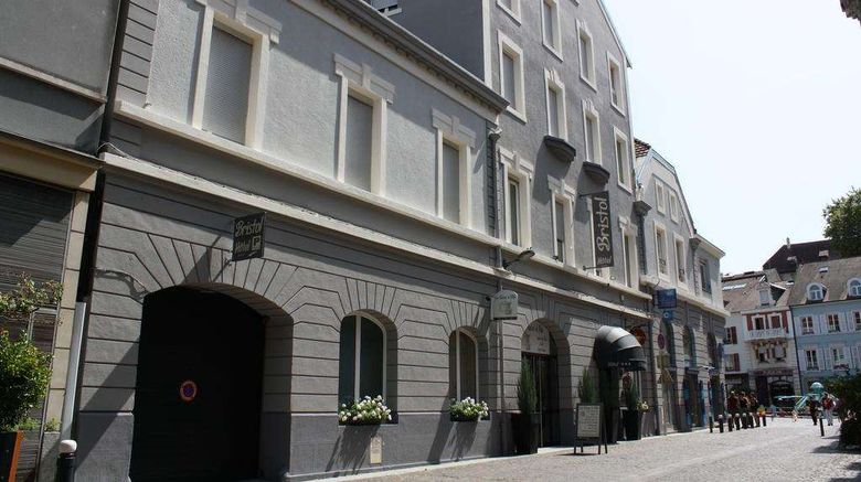 """Brit Hotel Bristol Exterior. Images powered by <a href=""""http://web.iceportal.com"""" target=""""_blank"""" rel=""""noopener"""">Ice Portal</a>."""