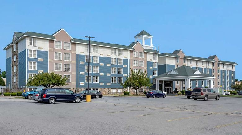 """Comfort Inn  and  Suites Glen Mills Exterior. Images powered by <a href=""""http://web.iceportal.com"""" target=""""_blank"""" rel=""""noopener"""">Ice Portal</a>."""