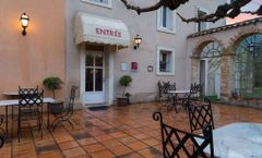 Hotel The Originals Du Parc Avignon East