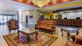 Rodeway Inn Lebanon-Hershey East Lobby