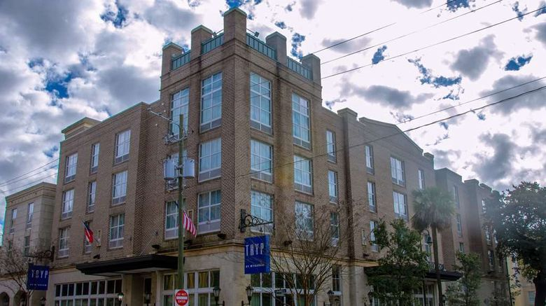 """TRYP by Wyndham, Historic Savannah Exterior. Images powered by <a href=""""http://web.iceportal.com"""" target=""""_blank"""" rel=""""noopener"""">Ice Portal</a>."""