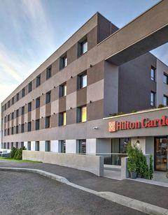 Hilton Garden Inn Bucharest Airport