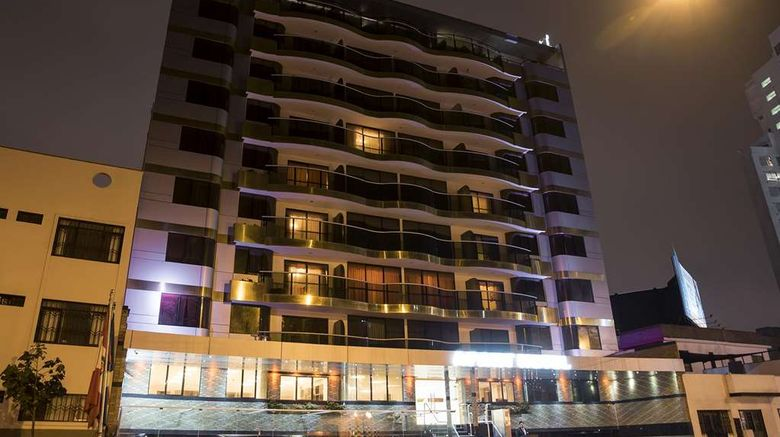"""Inkari Apart Hotel Exterior. Images powered by <a href=""""http://web.iceportal.com"""" target=""""_blank"""" rel=""""noopener"""">Ice Portal</a>."""