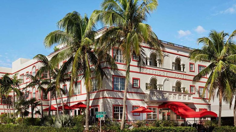 """Casa Faena Miami Beach Exterior. Images powered by <a href=""""http://web.iceportal.com"""" target=""""_blank"""" rel=""""noopener"""">Ice Portal</a>."""