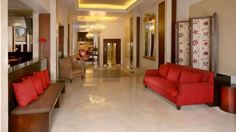 """The Emporio Reforma Hotel Lobby. Images powered by <a href=""""http://web.iceportal.com"""" target=""""_blank"""" rel=""""noopener"""">Ice Portal</a>."""