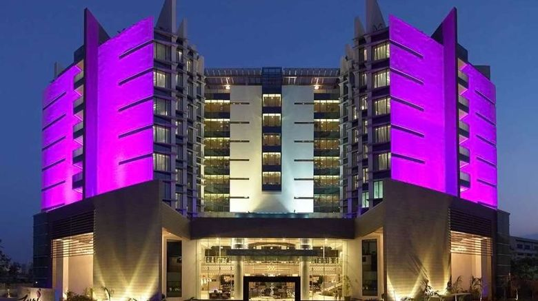 """The Zuri Whitefield Bengaluru Exterior. Images powered by <a href=""""http://web.iceportal.com"""" target=""""_blank"""" rel=""""noopener"""">Ice Portal</a>."""