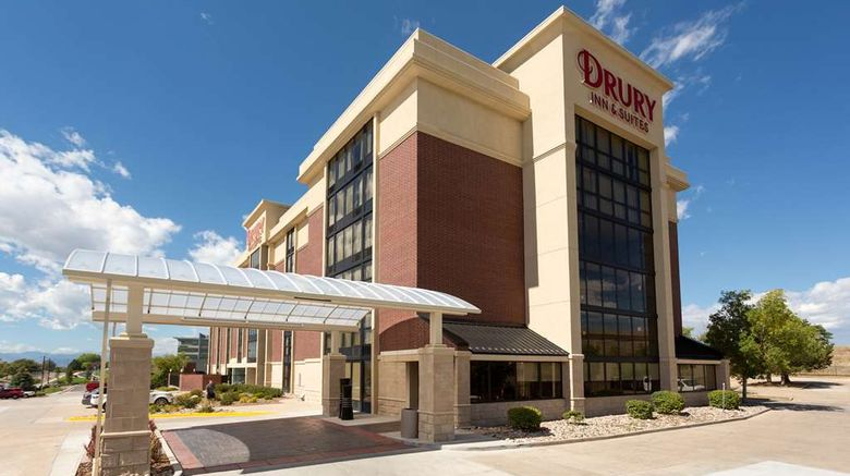 """Drury Inn  and  Suites Denver Tech Center Exterior. Images powered by <a href=""""http://web.iceportal.com"""" target=""""_blank"""" rel=""""noopener"""">Ice Portal</a>."""