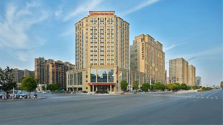 "Hilton Garden Inn Xuzhou Yunlong Exterior. Images powered by <a href=""http://web.iceportal.com"" target=""_blank"" rel=""noopener"">Ice Portal</a>."