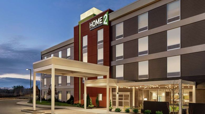 """Home2 Suites by Hilton Glen Mills Exterior. Images powered by <a href=""""http://web.iceportal.com"""" target=""""_blank"""" rel=""""noopener"""">Ice Portal</a>."""