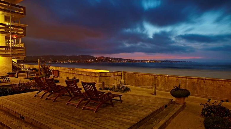 """Monterey Tides Exterior. Images powered by <a href=""""http://web.iceportal.com"""" target=""""_blank"""" rel=""""noopener"""">Ice Portal</a>."""