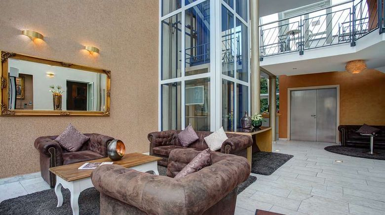"""Centro Hotel Nurnberg Lobby. Images powered by <a href=""""http://web.iceportal.com"""" target=""""_blank"""" rel=""""noopener"""">Ice Portal</a>."""