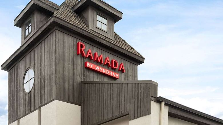 """Ramada by Wyndham South Bend Exterior. Images powered by <a href=""""http://web.iceportal.com"""" target=""""_blank"""" rel=""""noopener"""">Ice Portal</a>."""