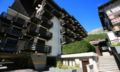 Hotel Les Jumeaux Courmayeur