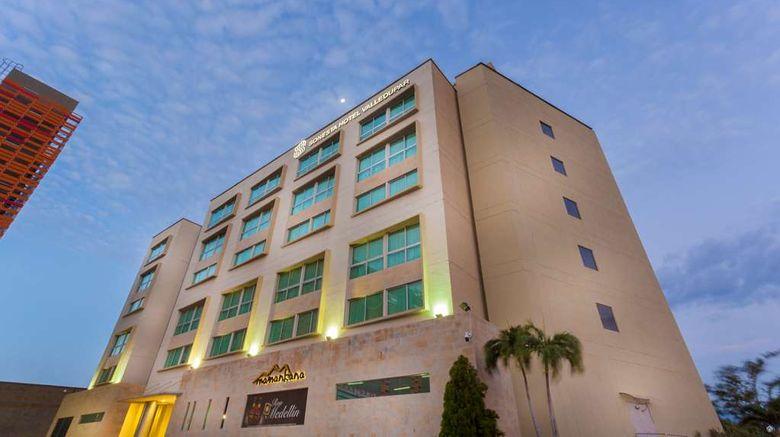 "Sonesta Hotel Valledupar Exterior. Images powered by <a href=""http://web.iceportal.com"" target=""_blank"" rel=""noopener"">Ice Portal</a>."