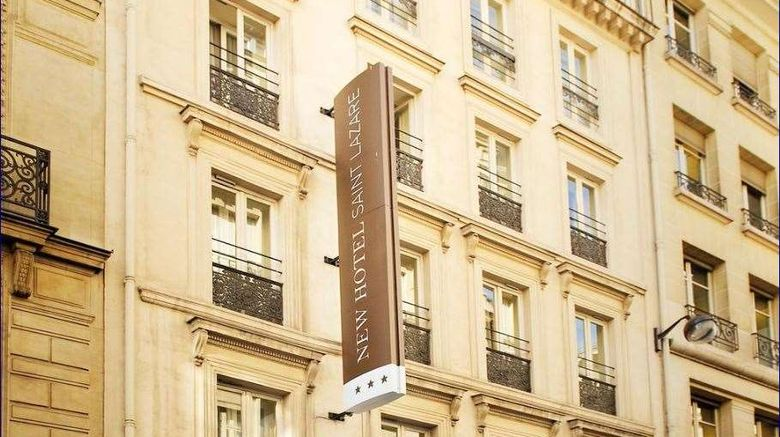 """Newhotel Saint Lazare Exterior. Images powered by <a href=""""http://web.iceportal.com"""" target=""""_blank"""" rel=""""noopener"""">Ice Portal</a>."""