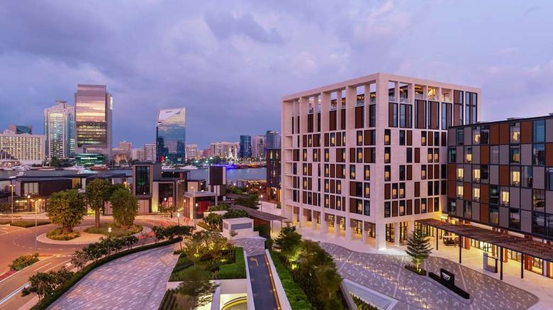 """Canopy by Hilton Dubai Al Seef Exterior. Images powered by <a href=""""http://web.iceportal.com"""" target=""""_blank"""" rel=""""noopener"""">Ice Portal</a>."""