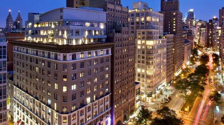 """Arthouse Hotel New York City Exterior. Images powered by <a href=""""http://web.iceportal.com"""" target=""""_blank"""" rel=""""noopener"""">Ice Portal</a>."""