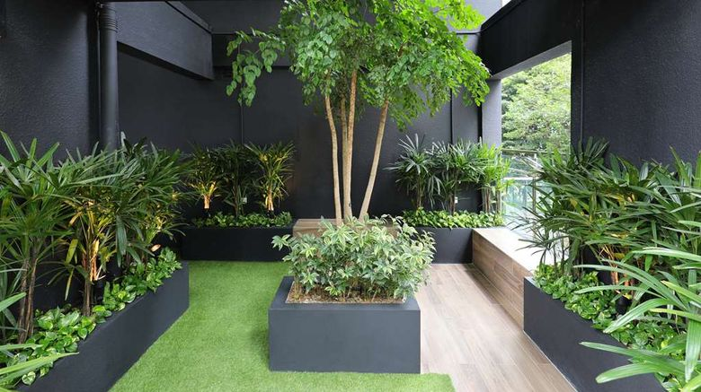 """Oakwood Studios Singapore Exterior. Images powered by <a href=""""http://web.iceportal.com"""" target=""""_blank"""" rel=""""noopener"""">Ice Portal</a>."""