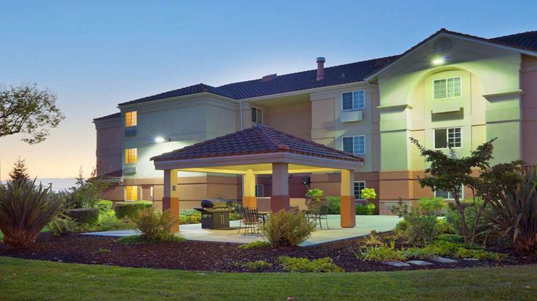 """Sonesta Simply Suites Silicon Valley Exterior. Images powered by <a href=""""http://web.iceportal.com"""" target=""""_blank"""" rel=""""noopener"""">Ice Portal</a>."""