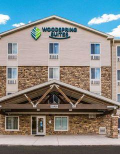WoodSpring Suites Detroit Madison Height