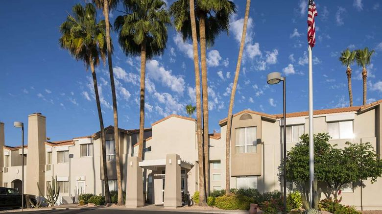 """Sonesta ES Suites Paradise Valley Exterior. Images powered by <a href=""""http://web.iceportal.com"""" target=""""_blank"""" rel=""""noopener"""">Ice Portal</a>."""