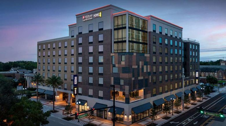 """Hilton Garden Inn Orlando Downtown Exterior. Images powered by <a href=""""http://web.iceportal.com"""" target=""""_blank"""" rel=""""noopener"""">Ice Portal</a>."""