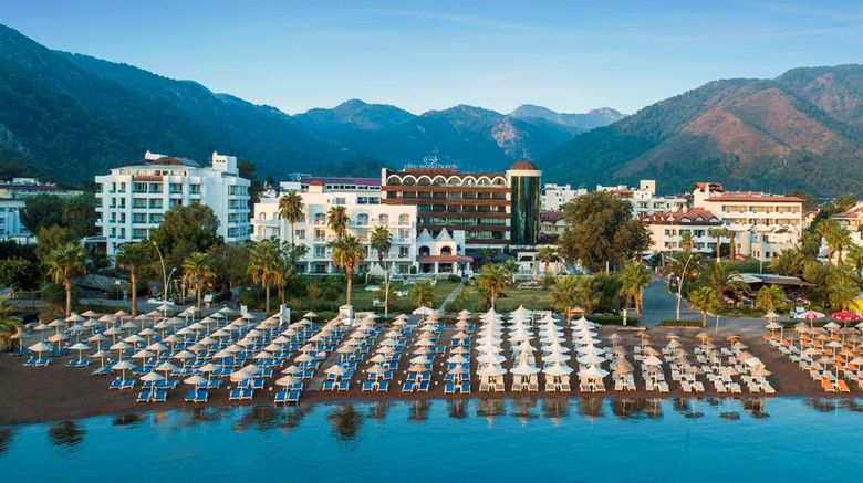 """Elite World Marmaris Hotel  Adult Only Exterior. Images powered by <a href=""""http://web.iceportal.com"""" target=""""_blank"""" rel=""""noopener"""">Ice Portal</a>."""
