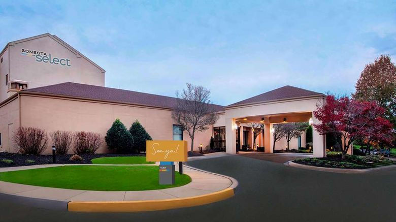 """Sonesta Select Newark Christiana Mall Exterior. Images powered by <a href=""""http://web.iceportal.com"""" target=""""_blank"""" rel=""""noopener"""">Ice Portal</a>."""