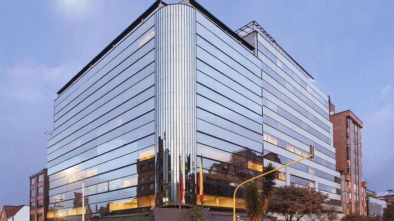 """Radisson Bogota Metrotel Exterior. Images powered by <a href=""""http://web.iceportal.com"""" target=""""_blank"""" rel=""""noopener"""">Ice Portal</a>."""