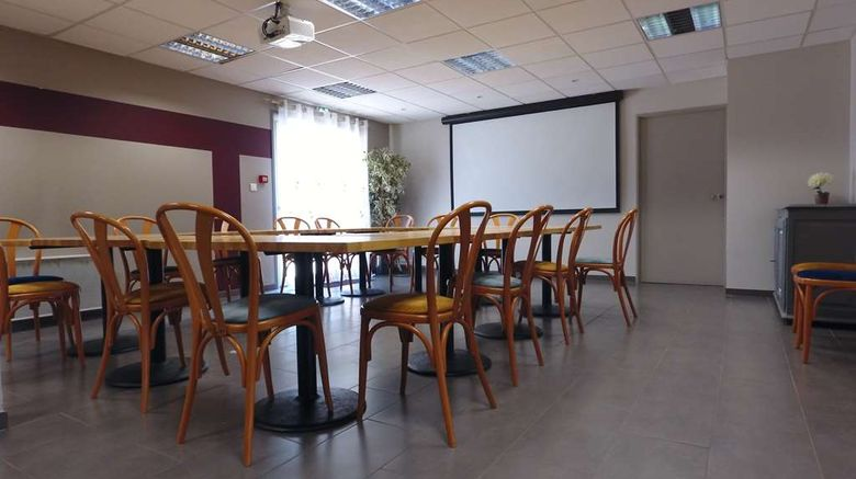 """<b>Hotel The Originals Limoges North Arion Meeting</b>. Images powered by <a href=""""https://iceportal.shijigroup.com/"""" title=""""IcePortal"""" target=""""_blank"""">IcePortal</a>."""