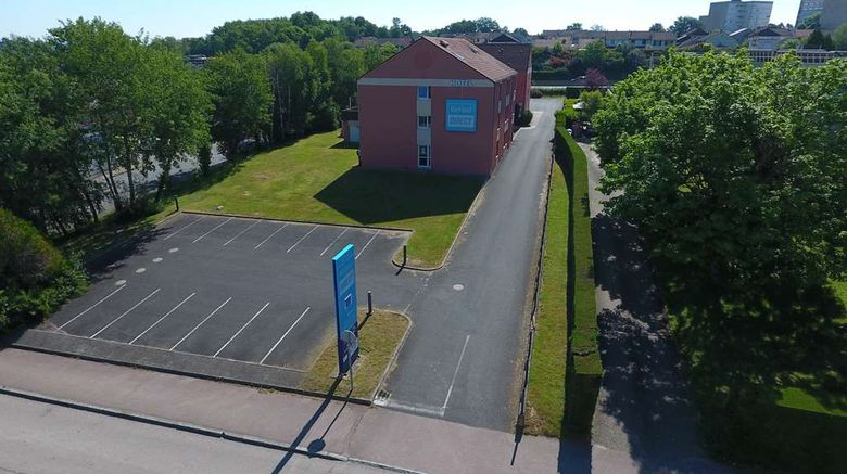 """<b>Hotel The Originals Limoges North Arion Exterior</b>. Images powered by <a href=""""https://iceportal.shijigroup.com/"""" title=""""IcePortal"""" target=""""_blank"""">IcePortal</a>."""