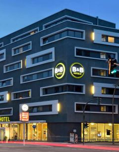 B&B Hotel Hamburg-Altona