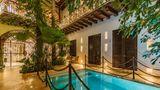 Hotel Capellan de Getsemani Pool