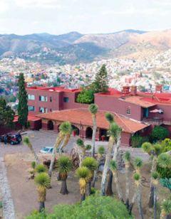 Hotel Mision Boutique Casa Colorada