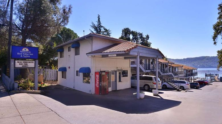 """Americas Best Value Inn  and  Sts Clearlake Exterior. Images powered by <a href=""""http://web.iceportal.com"""" target=""""_blank"""" rel=""""noopener"""">Ice Portal</a>."""