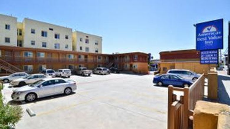 """Americas Best Value Inn S Alvorado Exterior. Images powered by <a href=""""http://web.iceportal.com"""" target=""""_blank"""" rel=""""noopener"""">Ice Portal</a>."""