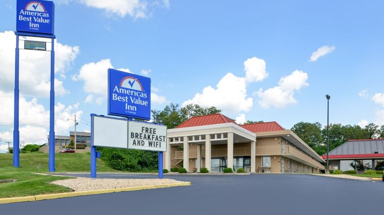 """Americas Best Value Inn Collinsville Exterior. Images powered by <a href=""""http://web.iceportal.com"""" target=""""_blank"""" rel=""""noopener"""">Ice Portal</a>."""