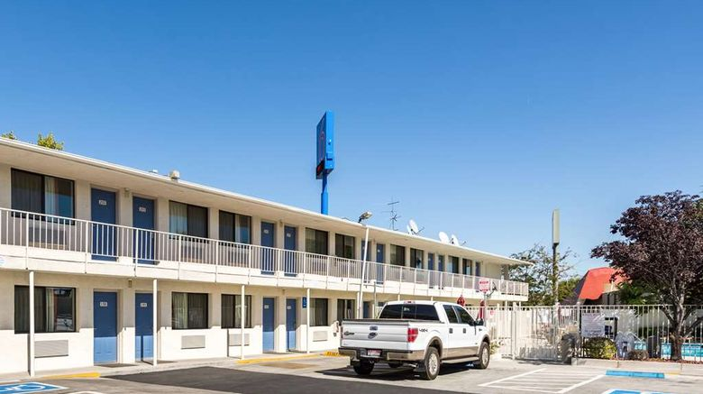 """Motel 6 Reno Virginia Plumb Exterior. Images powered by <a href=""""http://web.iceportal.com"""" target=""""_blank"""" rel=""""noopener"""">Ice Portal</a>."""
