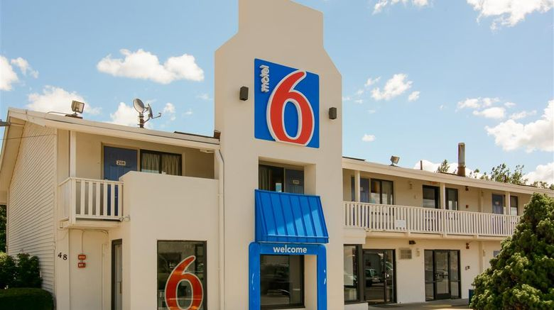 """Motel 6 Leominster Exterior. Images powered by <a href=""""http://web.iceportal.com"""" target=""""_blank"""" rel=""""noopener"""">Ice Portal</a>."""