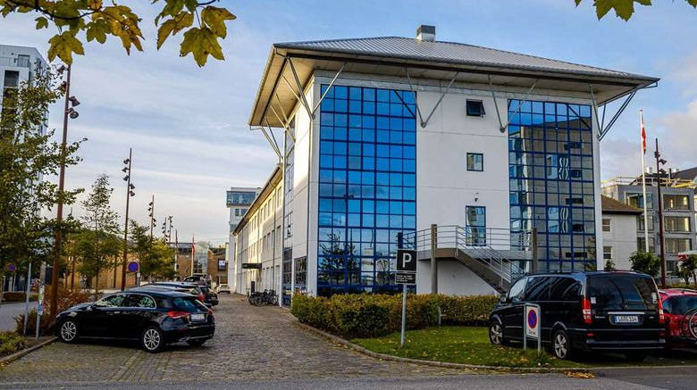 """Slotshotellet Aalborg Exterior. Images powered by <a href=""""http://web.iceportal.com"""" target=""""_blank"""" rel=""""noopener"""">Ice Portal</a>."""