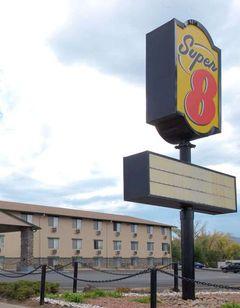 Super 8 Cortez/Mesa Verde Area