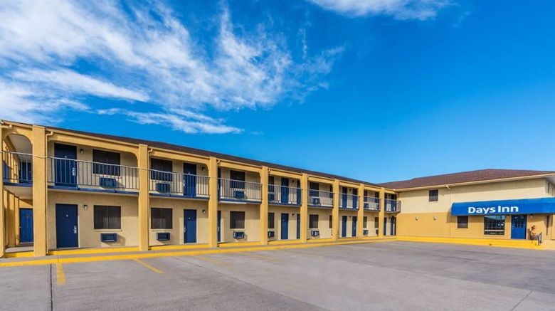 """Days Inn Tucumcari Exterior. Images powered by <a href=""""http://web.iceportal.com"""" target=""""_blank"""" rel=""""noopener"""">Ice Portal</a>."""
