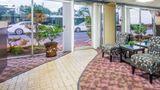 Days Inn Hicksville Long Island Lobby